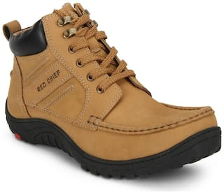 Red Chief Men Tan Casual Shoes - RC3476