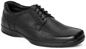Red Chief Men Black Formal Shoes - Rc3499