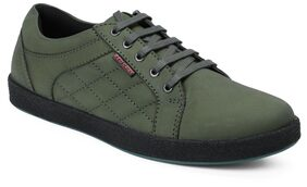 Red Chief Men Green Casual Shoes - Rc3483 014