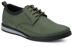 Red Chief Men Green Casual Shoes - Rc3485 014