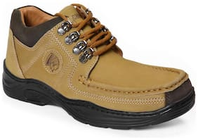 Casual Shoes For Men ( Beige )