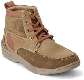 Casual Shoes For Men ( Tan )