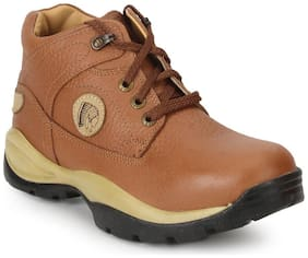 Red Chief Men Tan Casual Shoes