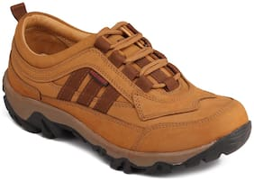 Red Chief Men's Rust Casual Leather Shoes Rc1704 022