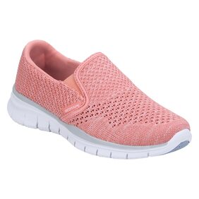 Red Tape Women Pink Walking Shoes
