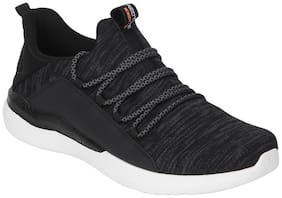 Red Tape Athleisure Sports Range Men's Black Walking Shoes