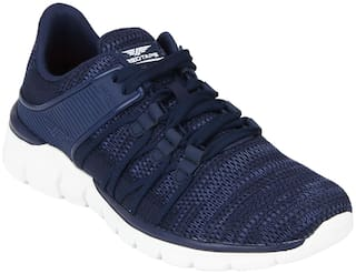 Red Tape Athleisure Sports Range Men Blue Walking Shoes