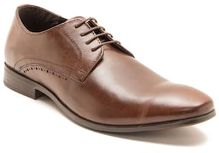 09e6a4f91c Buy Red Tape Men Brown Formal Shoes Online at Low Prices in India ...