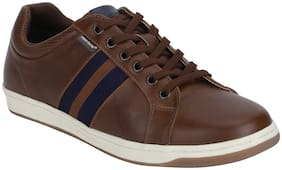 Red Tape Men Brown Casual Shoes -