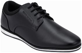 Red Tape Men Black Casual Shoes -