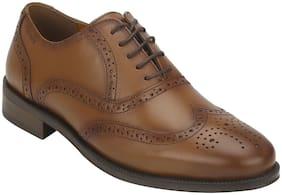 Red Tape Leather Formal Shoes For Men