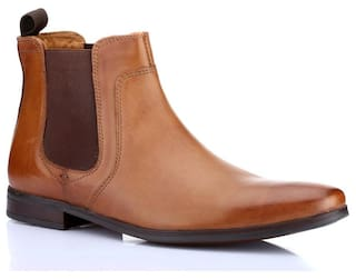 Buy Red Tape Men Tan Boot Online at Low Prices in India - Paytmmall.com 86b90d10e0b