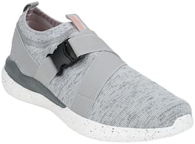 Red Tape Men Walking Shoes ( Grey )