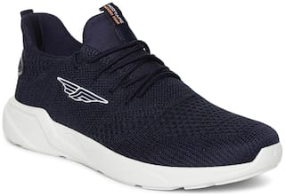 Red Tape Men RSO0784A Walking Shoes ( Navy Blue )