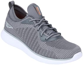 Red Tape Men Walking Walking Shoes ( Grey )