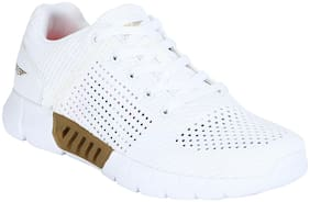 Red Tape Men Walking Walking Shoes ( White )