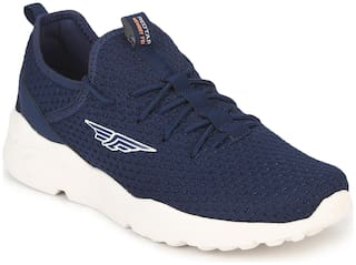 Red Tape Men RSO0844A Walking Shoes ( Navy Blue )