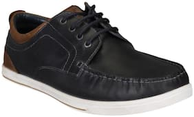 Men Navy Blue Casual Shoes ,Pack Of 1 Pair