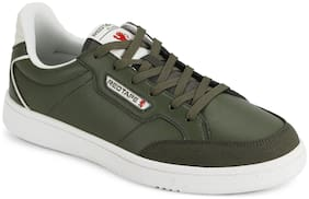 Men Green Classic Sneakers