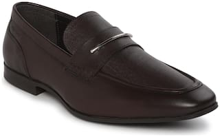 Red Tape Men Brown Loafers - RTS11682D
