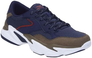 Red Tape Chunky Shoe Men Navy Blue Chunky Sneakers - RSO066