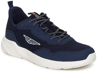Red Tape Men RSO0804A Walking Shoes ( Navy Blue )