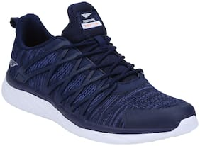 Red Tape Men Walking Walking Shoes ( Navy Blue )