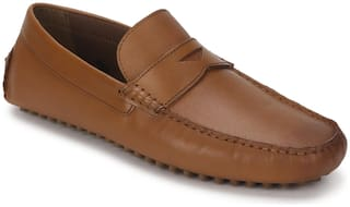 Red Tape Men Beige Loafers - RTS11703D