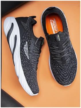 Walking Walking Shoes For Men ( Black )