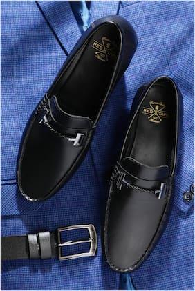 Loafers For Men ( Black )