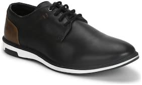 Men Black Derby Formal Shoes
