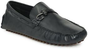 Men Navy Blue Loafers ,Pack Of 1 Pair