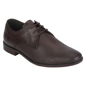 Red Tape Men Brown Formal Shoes - Rte1052