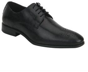 Red Tape Men Black Formal Shoes - Rte0631