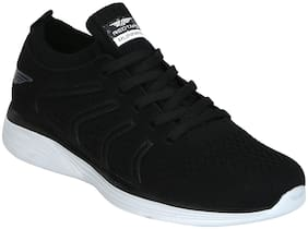 Red Tape Men Black Athleisure Range Sports Running Shoes