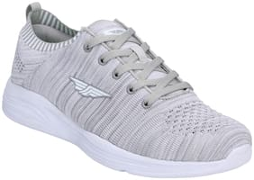 Red Tape Men Grey Sports Running Shoes