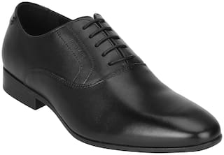 Red Tape Men Black Oxford Formal Shoes - RTE1941 - RTE1941