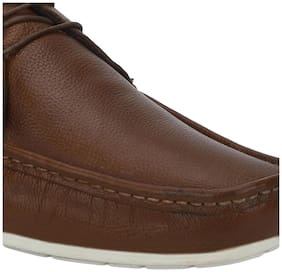 Red Tape Men Tan Casual Shoes -