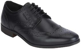 Red Tape Men Black Brogues Formal Shoes