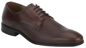 Red Tape Men Brown Formal Shoes - Rte0712