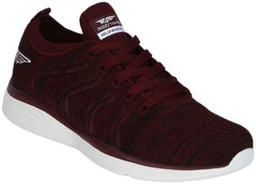 Red Tape Men Burgundy Athleisure Range Sports Running Shoes