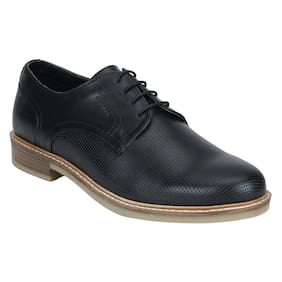 Red Tape Men Black Casual Shoes - Rte1501