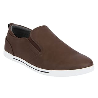 cb3fed35be3 Buy Red Tape Men Brown Casual Shoes - Rte0872 Online at Low Prices ...