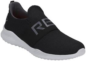 Red Tape Men Black Athleisure Range Sports Walking Shoes