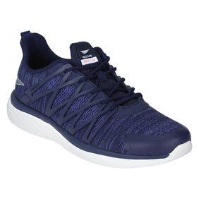 Red Tape Men Navy Blue Athleisure Sports Range Walking Shoes