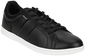 Red Tape Men Black Sneakers -