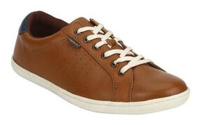 Red Tape Men Tan Leather Casual Shoes-RTE0073 TAN-7