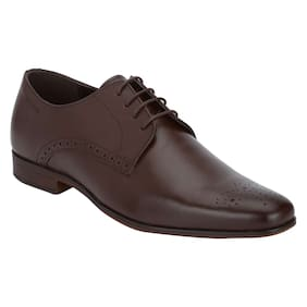 Red Tape Men Brown Formal Shoes - Rte1022