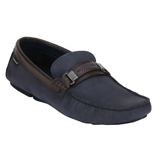 051d44d5a958de Buy Red Tape Men Blue Loafer Online at Low Prices in India ...