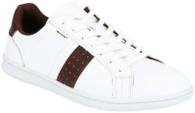 Red Tape Men White Casual Shoes